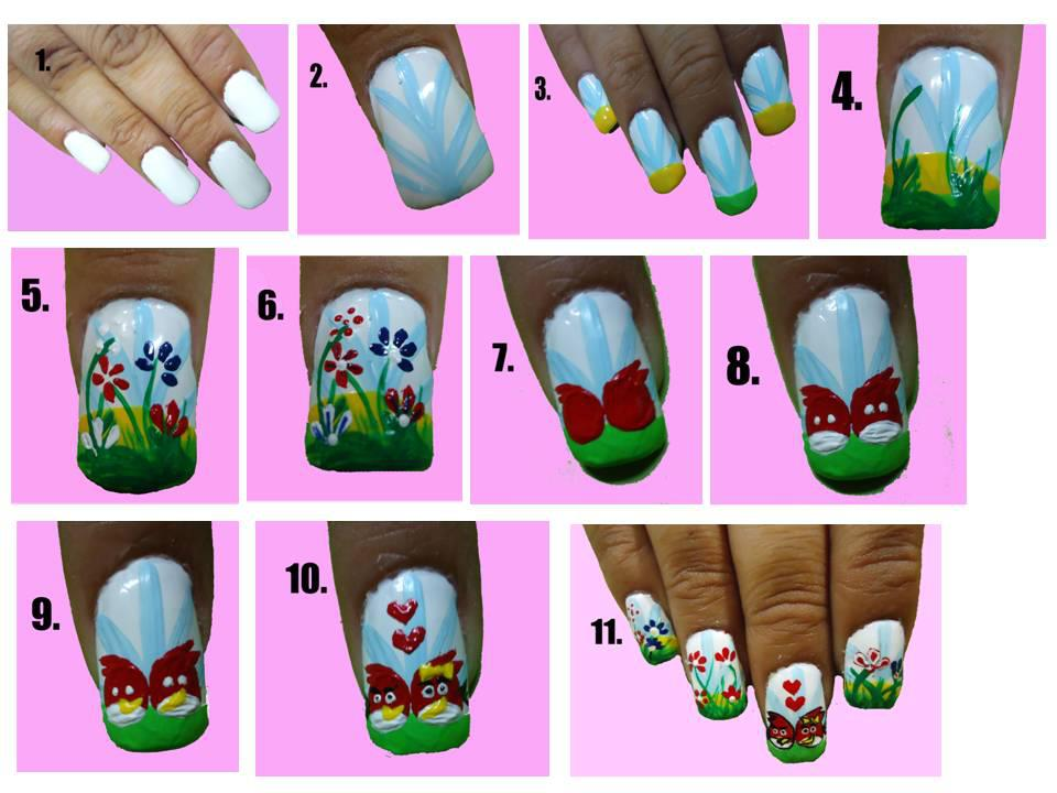 Nail_Art_Tutorial_Step_By_Step