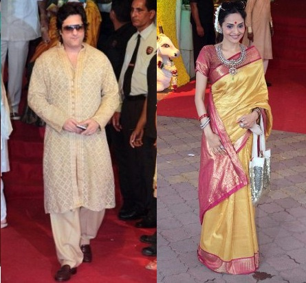 Esha Deol Wedding Ceremony Attendees 1
