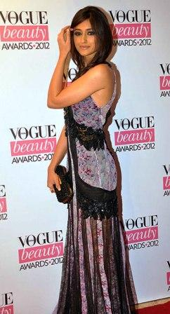 Ileana_D'Cruz_at_Vogue_Beauty_Awards_2012