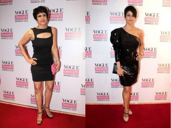 Mandira_Bedi_Gul_at_Vogue_Beauty_Awards_2012