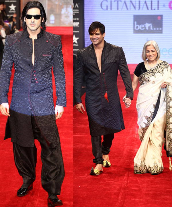 Zayed_and_Vivek at IIJW 2012