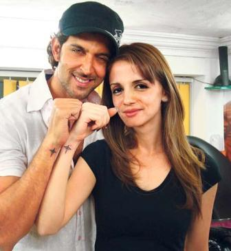 Hrithik_And_Suzzane_Roshan_Tattoos
