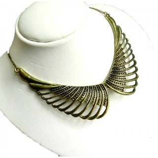 Angel Wings Neckpiece Crunchyfashion