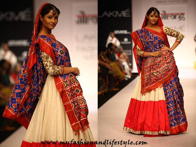 Best-Collection-at-Lakme-Fashion-Week-2013