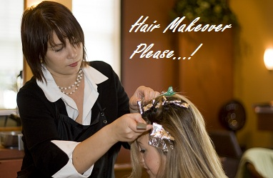 Hair Makeover Signs
