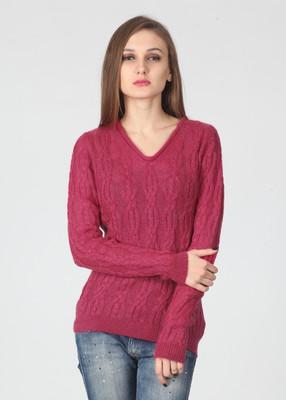 V –Neck Sweater Trend