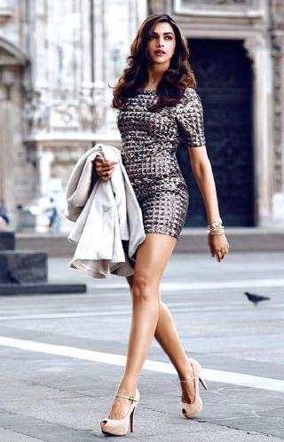 Deepika Padukone - most fashionable celebrity
