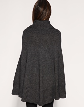 Knitted Cape sweaters