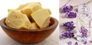 Shea_Butter_and_Lavender_Oil_for_Body_Polishing