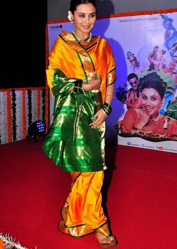 how to wear dhoti in marathi style
