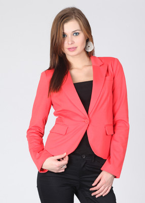 Plain blazers trend