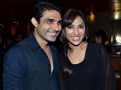 Mouli Ganguly and Mazhar Sayed