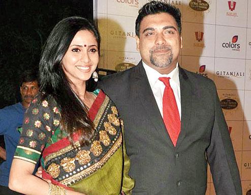 Ram Kapoor and Gautami Gadgil