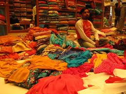 Indian wedding shopping