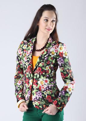 Printed blazers trend