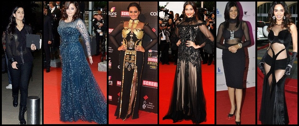 Bollywood Actress Fashion Disaster